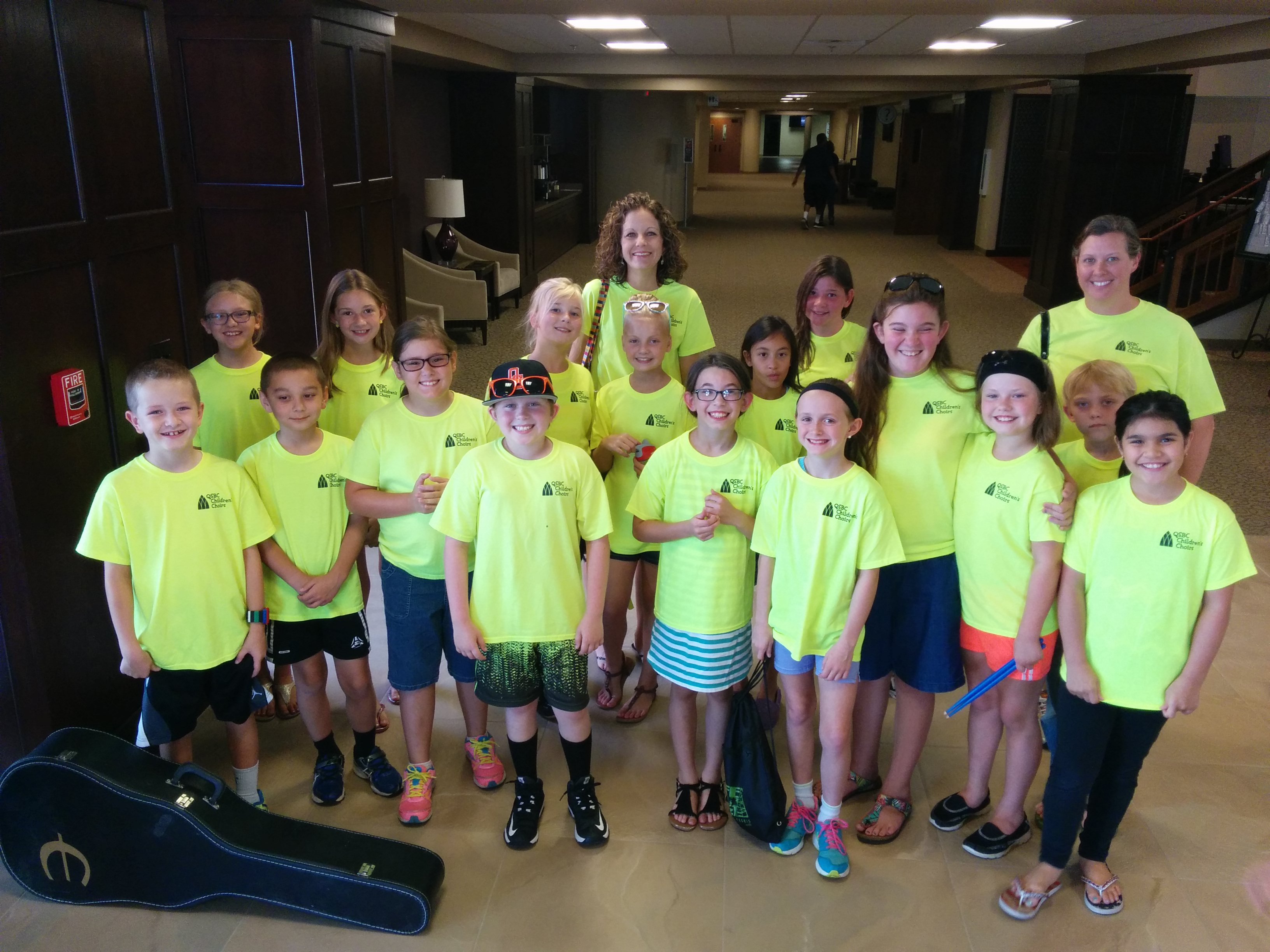 Worship Arts Camp for Kids